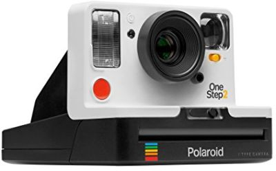 0020100013 - POLAROID CAMERA INSTANT ONE STEP 2 WHITE VIEWFINDER ^
