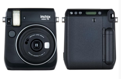 0024010231 - FUJI INSTAX MINI 70 MIDNIGHT BLACK