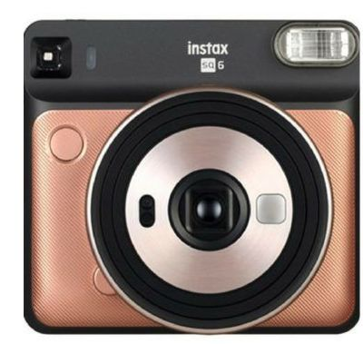 0024010260 - FUJI INSTAX SQUARE SQ6 BLUSH GOLD