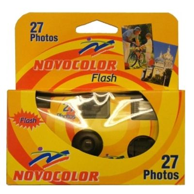 0045800005 - NOVOCOLOR USA E GETTA FLASH 400 135-27