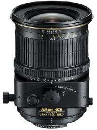 0060280174 - NIKKOR PC-E 24 mm f/3.5D ED new MANUAL F. (import)