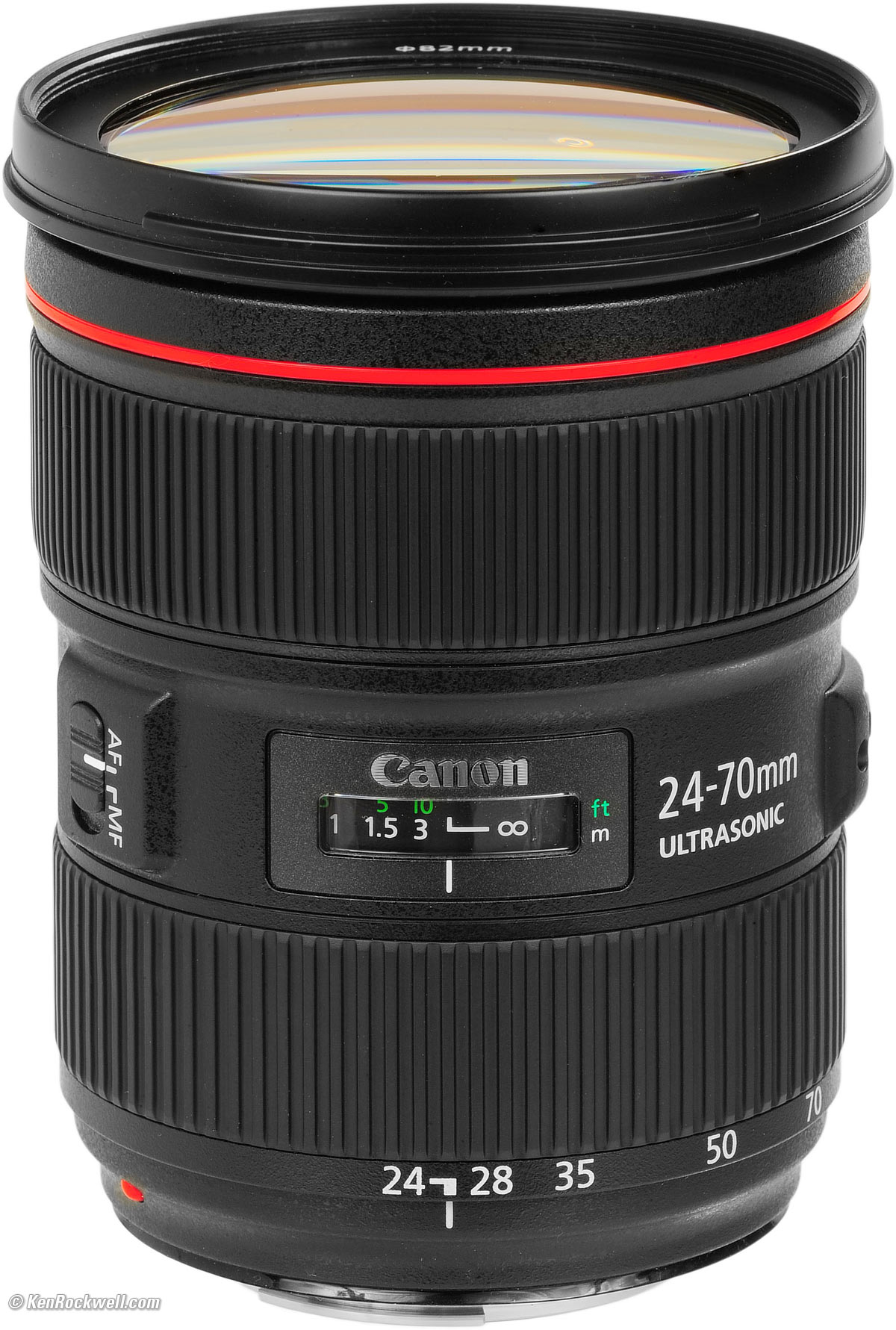 0068296039 - CANON EF 24-70 2.8 L II USM (AIP)