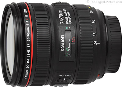 0068296049 - CANON EF 24-70 4,0 L IS USM NEW (SIP)