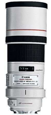 0068296156 - CANON EF 300/4 L IS USM (AIP)