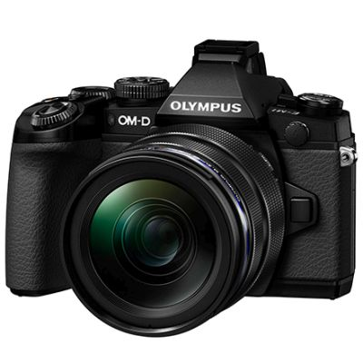 0070371257 - OLYMPUS OM-D E-M1 16,3 Mp KIT 12-50 2,8  nera