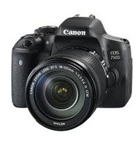 0078297703 - CANON EOS 750D + EFS18-135 IS STM NEW (SIP)