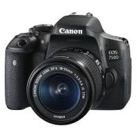 0078297704 - CANON EOS 750D + EFS18-55 IS STM KIT BORSA +SD8GB (SIP)
