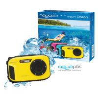 0085200006 - AQUAPIX W1627 ACTIVE 16M 8X 10MT HD YELLOW