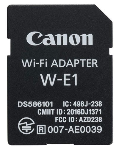 0140112538 - CANON WI FI ADAPTER WE1