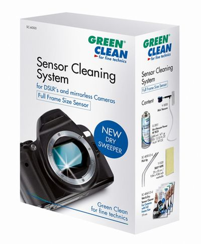 0140294001 - GREEN CLEAN SC-6000 KIT PULIZIA SENSORE FULL FR.II NEW