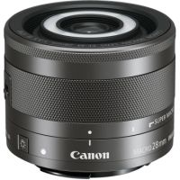 0258290007 - CANON EF-M 28 MM  F 3.5 MACRO IS STM (SIP)