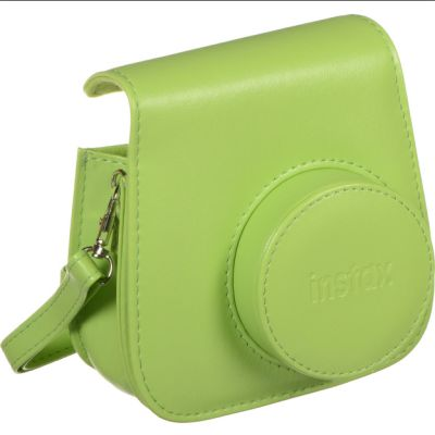 0304010021 - FUJI INSTAX CASE MINI 9 LIME GREEN
