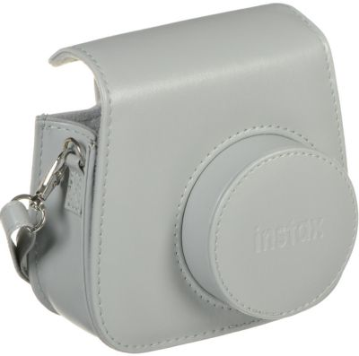 0304010023 - FUJI INSTAX CASE MINI 9 SMOKEY WHITE