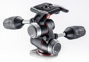 0320460803 - MANFROTTO TESTA 3movimenti MHXPRO-3W