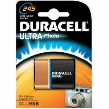 0380151156 - DURACELL DL  245 / 2CR5