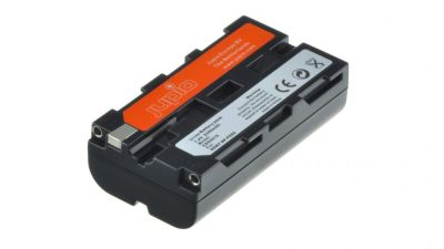 0380170101 - BATTERIA COMPATIBILE SONY NPF330/NPF550  per LEDP120-LED308