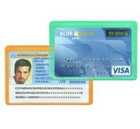 0420810005 - SVAR BUSTA CREDIT CARD SINGLE TRANSCOLOR 8,5X5,5/25 20035160