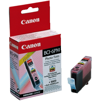0628296005 - CANON BCI6 PM PHOTO MAGENTA
